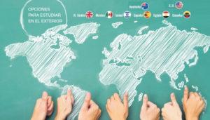 Becas de trabajo en el extranjero